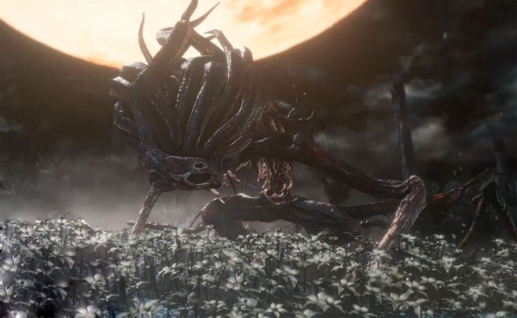 Bloodborne - Childhood'-s Beginning Trophy - Secret Final Boss Moon ...