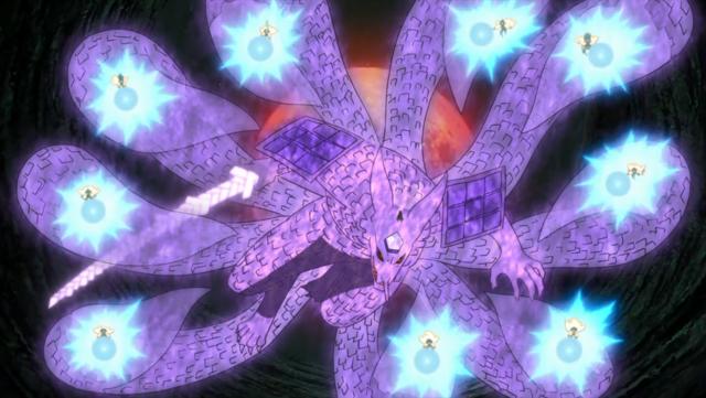 File:Sasuke equips Susanoo onto Kurama.png