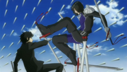 Hibari vs Genkishi