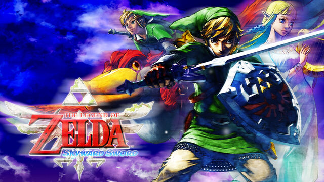 File:Skyward Sword Wallpaper.jpg