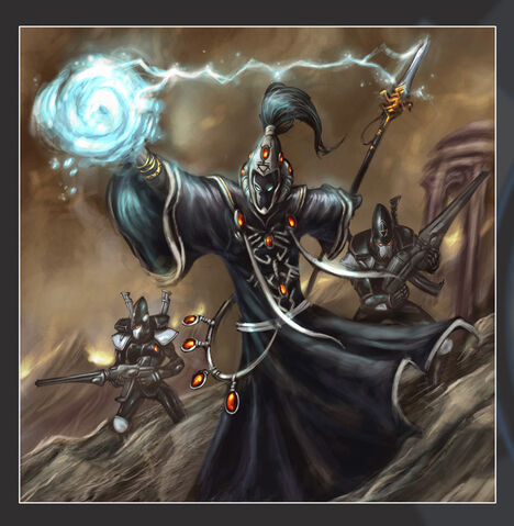 File:Eldar Warlock n Guardians by Rub a Duckie.jpg