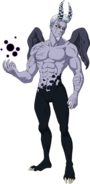 Hendrickson Grey Demon Form