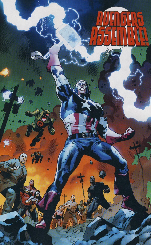 captain america mjolnir