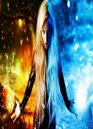 File:Girl fire ice element.jpg