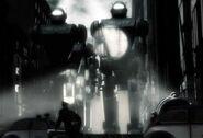 Robots Sky Captain