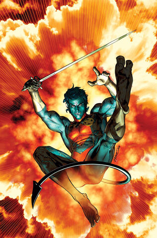 File:X-Men - Manifest Destiny Nightcrawler Vol 1 1 Textless.jpg