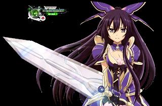 File:Yatogami Tohka AW Battle HD Render.png