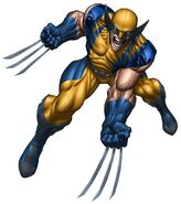 Wolverine (by Ed Tadeo)