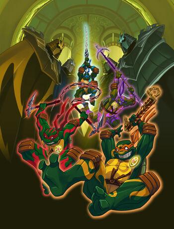 TMNT Ninja Tribunal