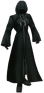 Black Coat Kingdom Hearts