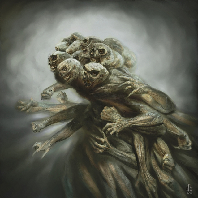 100 hands greek mythology
