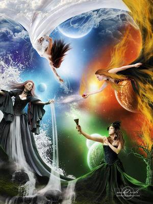 File:The Elemental Goddesses by moroka323.jpg