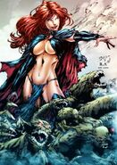 The Goblin Queen (Marvel)
