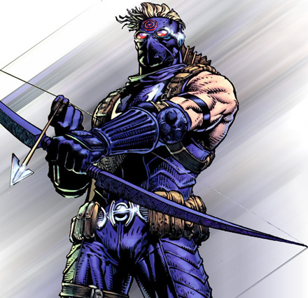 ultimates 3 hawkeye - photo #28