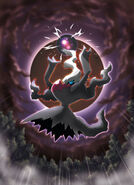 Darkrai event Pokemon Platinum
