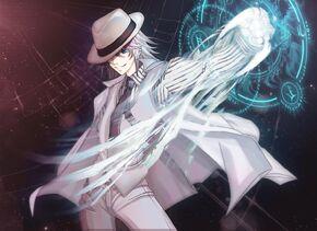 Magician man-1445966