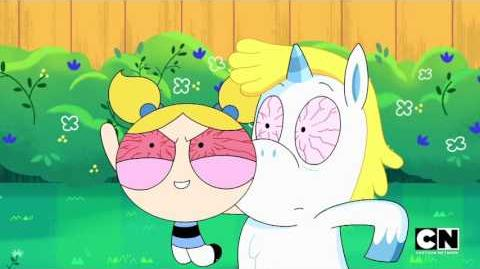 NEW The Powerpuff Girls S01 SHORT (146D) - Bubbs and Donny Get the Mail (720p HD)