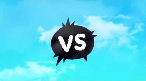 CN Promo Teen Titans Go VS