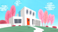 The House in The Powerpuff Girls Rule!