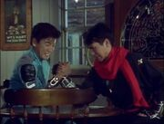 Goro & Sasuke