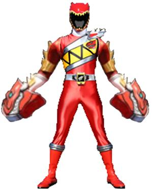 File:Kyoryu Red Double Armed On.jpg