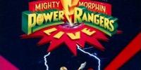Mighty Morphin Power Rangers Live
