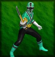 Shinken Green (Dice-O)