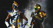 SHTZ - Gold & Beast