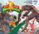 Mighty Morphin Power Rangers (Boom! Studios) Issue 1