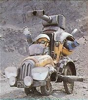 MMAR Crabby Cabbie