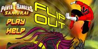 Power Rangers Samurai: Flip Out