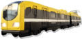 Ressha yellow