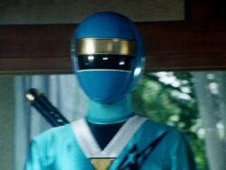 NinjaBlue doll