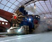 MF Solar Train
