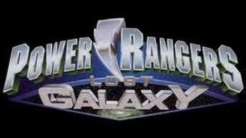 Power Rangers Lost Galaxy theme