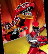 T-Rex Zord Megazord Madness