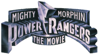 Mighty Morphin Power Rangers Movie 1995 logo