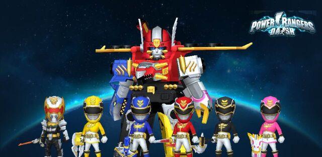 File:Power Rangers Megaforce in Power Rangers Dash.jpg