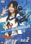 AkibarangerS2 DVD Vol 2