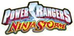Power Rangers Ninja Storm S11 logo