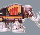 Mastodon Dinozord
