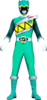 Kyoryu-green