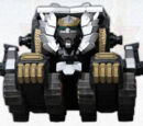 Lion Mechazord