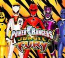 Power Rangers Jungle Fury (song)