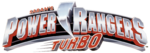 Power Rangers Turbo S5 logo 1997