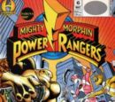 Mighty Morphin Power Rangers (Hamilton) Vol. 1 Issue 6