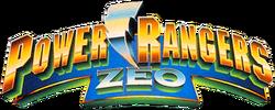 Power Rangers Zeo S4 logo