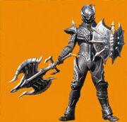 BSA-Cursed Armor