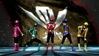 Gokaiger introduction