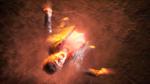 Troy Burrows red aura